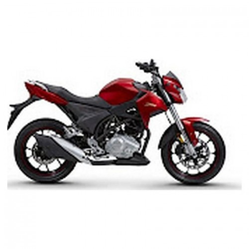 Z 11 200 (Red) Motorcycle