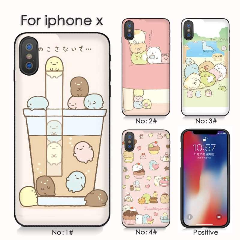 Teardown Brokensumikko gurashi iphone case