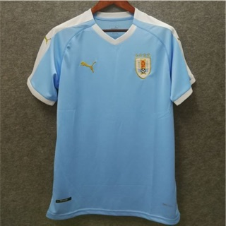 huge selection of 79552 58159 Uruguay home national team jersey 2019/20   Shopee Malaysia