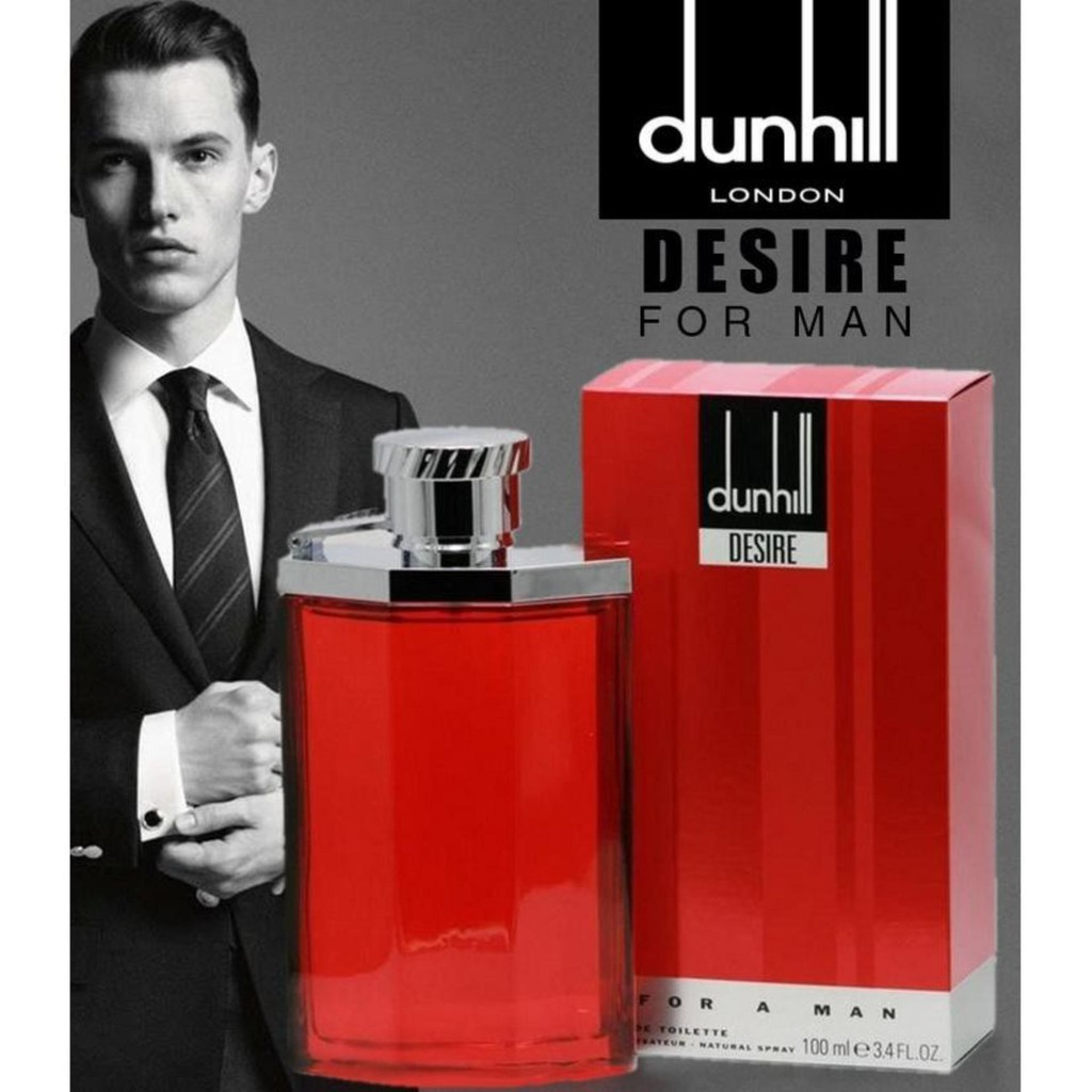 DUNHILL DESIRE RED (Europe Authentic Perfume 20ML)