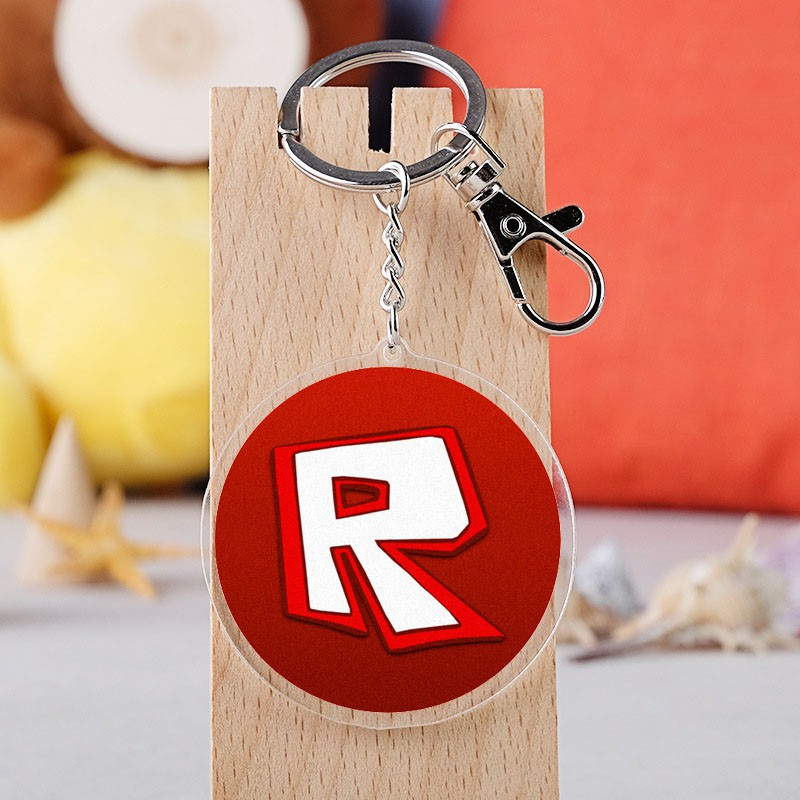 Game Roblox Figure Pvc Keychain Cosplay Pendants Jewelry Key Rings - seven deadly sins gowther top roblox