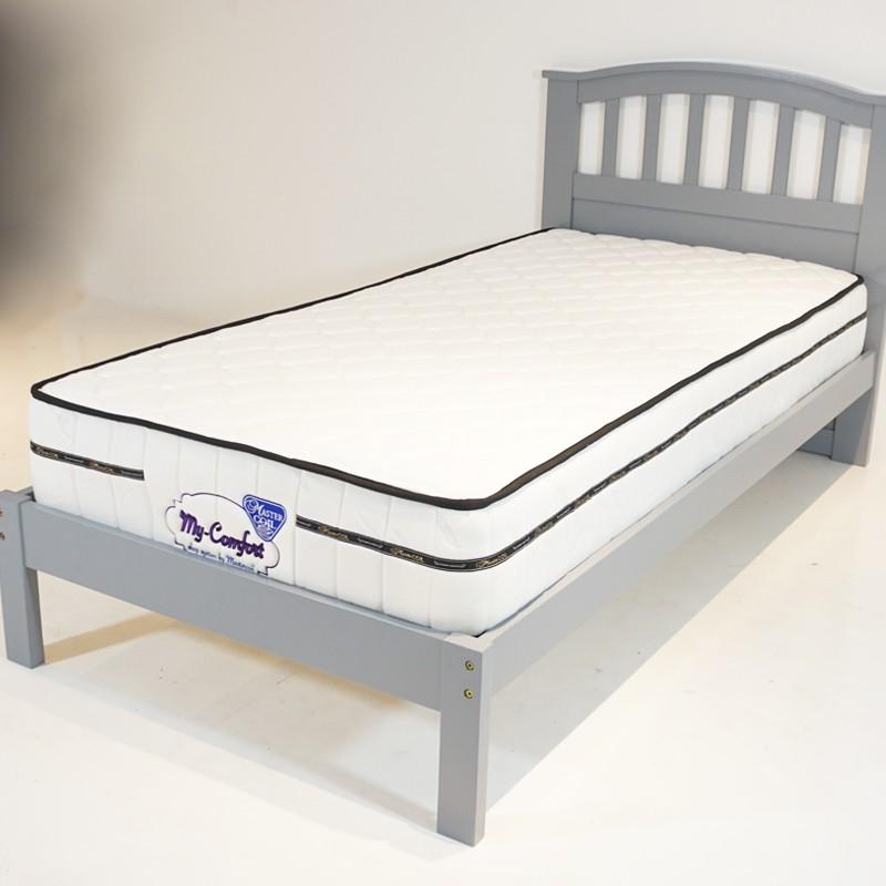 MASTERCOIL Mycomfort 10″ single size spring mattress