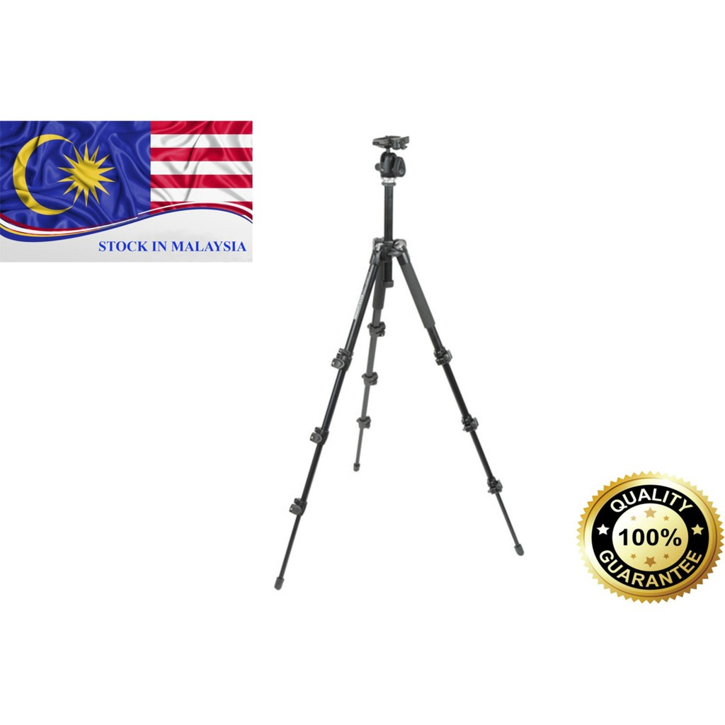 Manfrotto Tripod MK293A4-A0RC2 W/494RC2 BH 4 Section (Ready Stock In Malaysia)