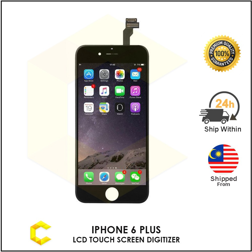 CellCare IPHONE 6 PLUS LCD TOUCH SCREEN DIGITIZER
