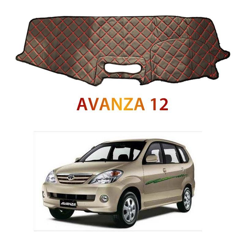Toyota Avanza 12 DAD Non Slip Car Dashboard Cover