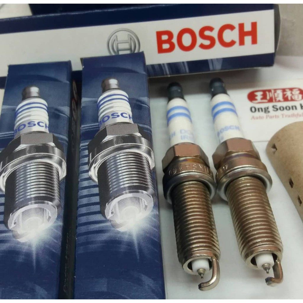 4x Mercedes 190 W201 2.0 Genuine Bosch Super Plus Spark Plugs