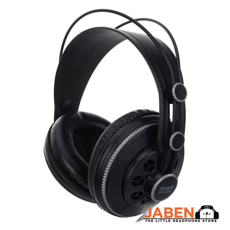 Superlux HD681 Series Monitoring Multi Sound Profile Over-Ear Headphones [Jaben]