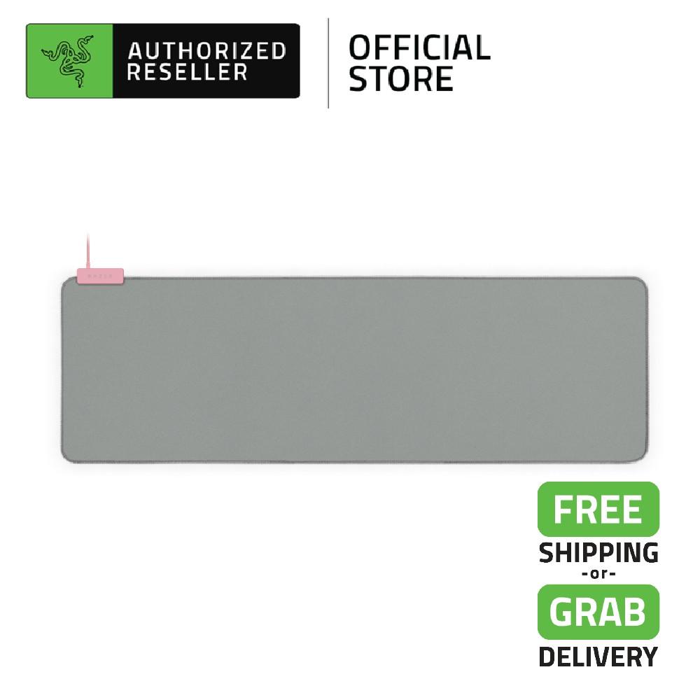 Razer Goliathus Extended Chroma Quartz Soft Mat with Chroma LED RGB - Pink