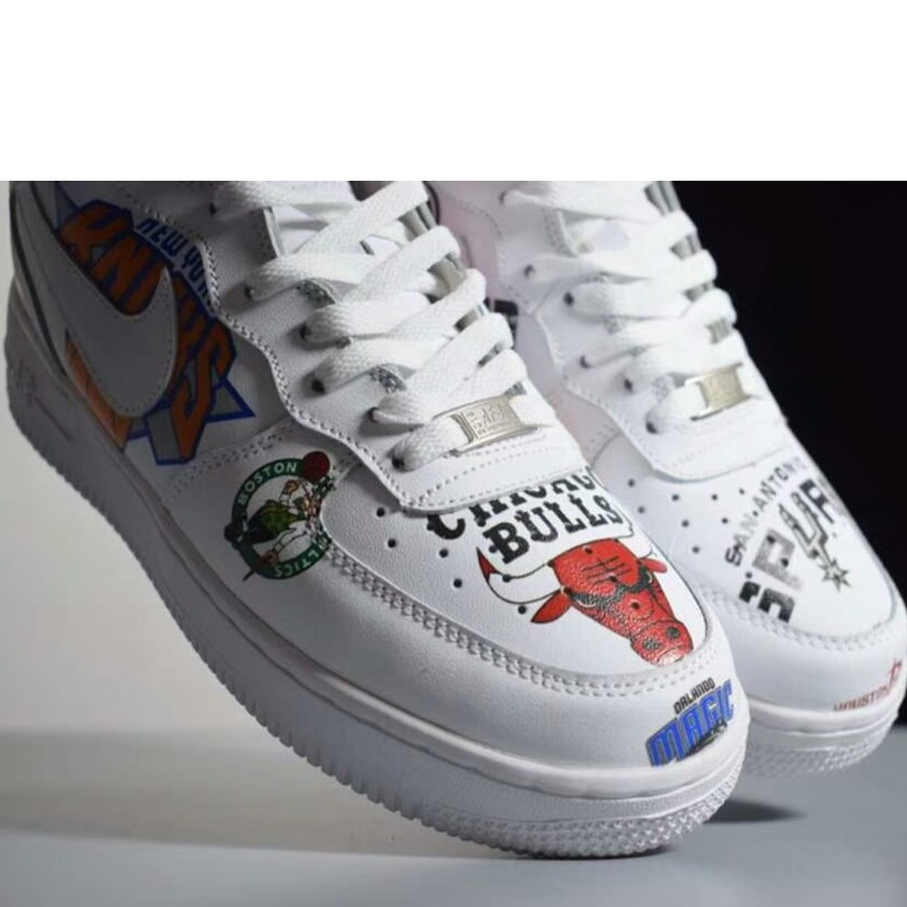 sale retailer 16f55 74086 Nike Air Force Supreme NBA AF1
