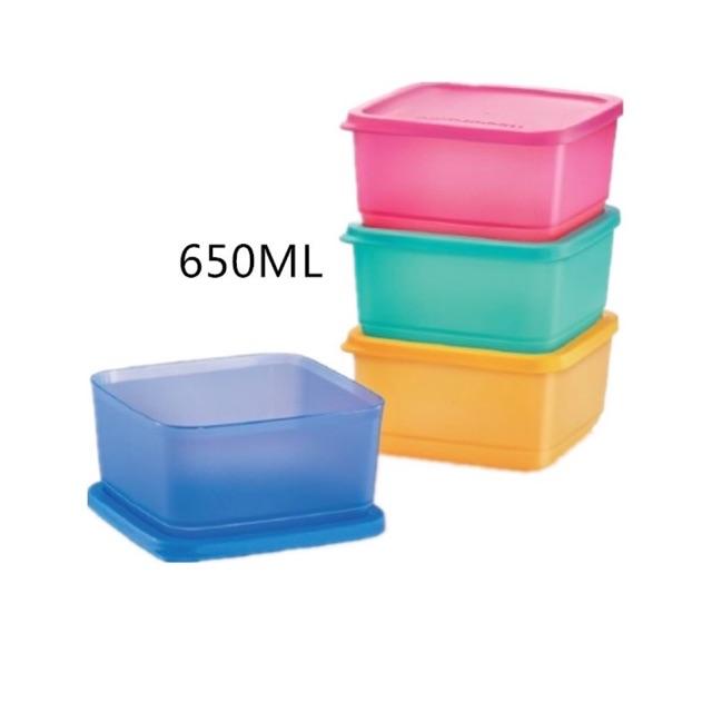 Tupperware So Fresh Small (4pcs) 650ml