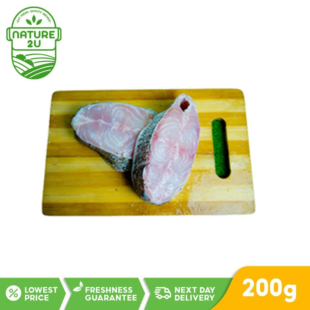 Frozen - Garoupa Slice (200G)