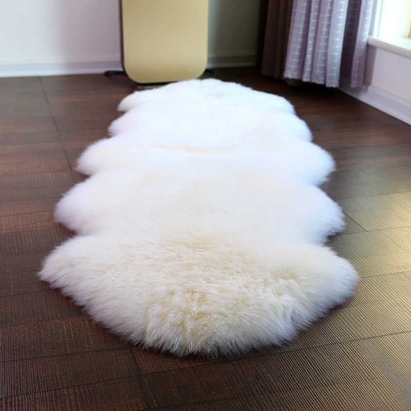 Extra Large Sheepskin Rugs