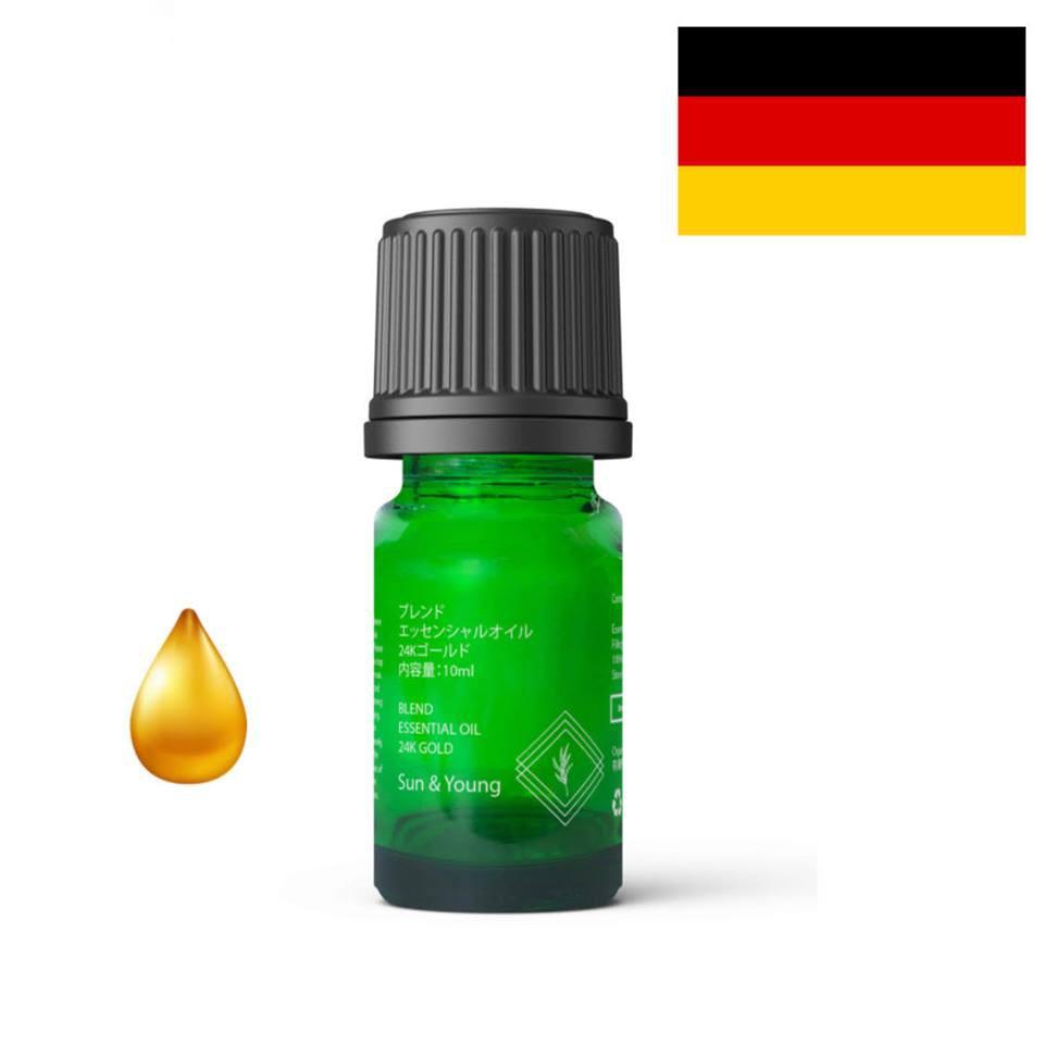 24K Gold Essential Oil 24K黄金纯精油 10ml
