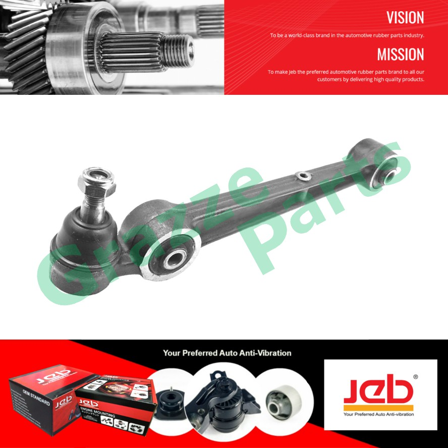 JEB LH and RH Front Straight Arm MR325005 for Proton Perdana