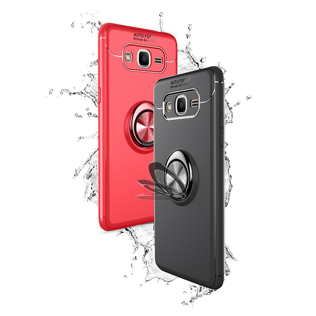 oppo F7 F1s A59s F5 Plus A75 A73 Case Magnetic Finger Ring Soft Silicone  Cover