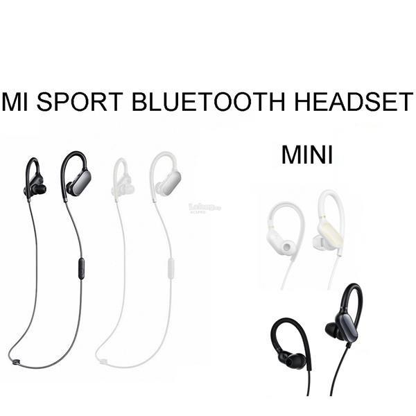 Xiaomi Sport Bluetooth Wireless Earphone Mini Headset Mi Headphone Shopee Malaysia