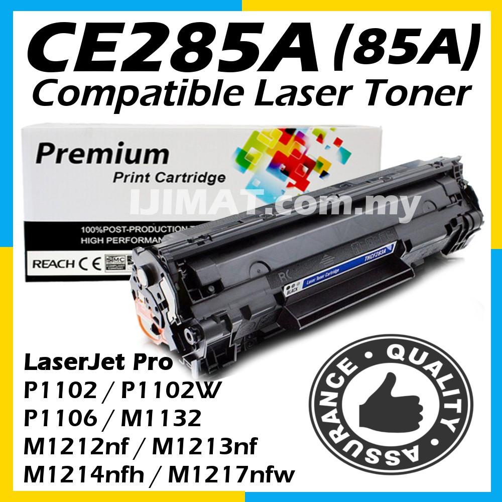 HP 285 CE285A 85A Compatible Toner For Laserjet Pro P1102 P1102W P1106  M1130 M1132 M1212nf M1213nf M1214nfh M1217nfw