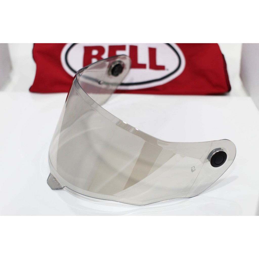 Bell Panovision Shield Iridium//Light Silver