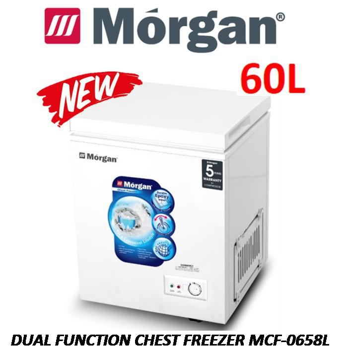 Morgan 60L Mini Chest Freezer MCF-0658L