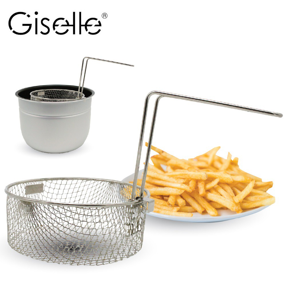 Giselle Deep Fryer Basket with Hook (165 mm) KEA0220S5