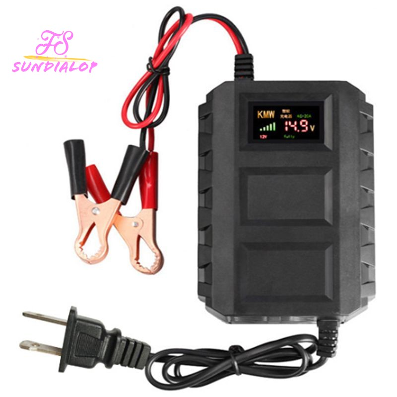 AC 18650 Dual Rechargeable Battery Charger Li-ion Travel Charger US Plug T7