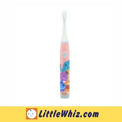 Marcus & Marcus: Kids Sonic Electric Toothbrush - Pink