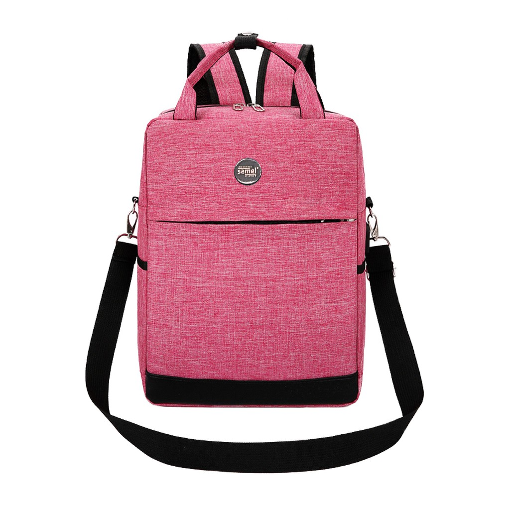 FGE 332 CONVERTIBLE LAPTOP BACKPACK SLING BAG WITH USB PORT