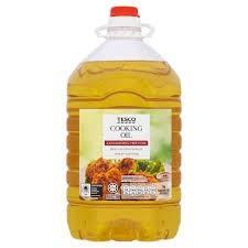 Tesco Cooking Oil 5kg