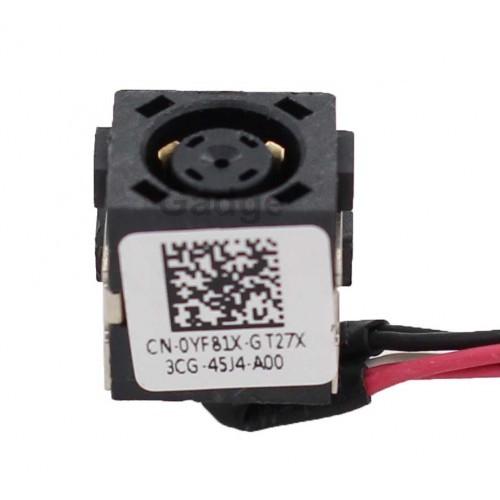 Dell Inspiron 15R 5537 15R 5521 DC Jack YF81X