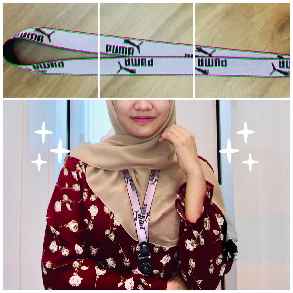Student BTS Lanyard Polyester
