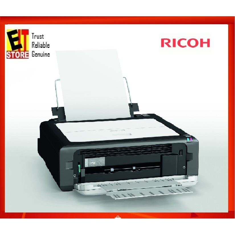 Ricoh SP112 A4 Black & White Mono Laser Printer
