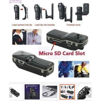 READY STOCK SHP] MD80 World Smallest 720P Camcorder HD DV Spy Video Camera Recorder / REKOD GAMBAR & SUARA