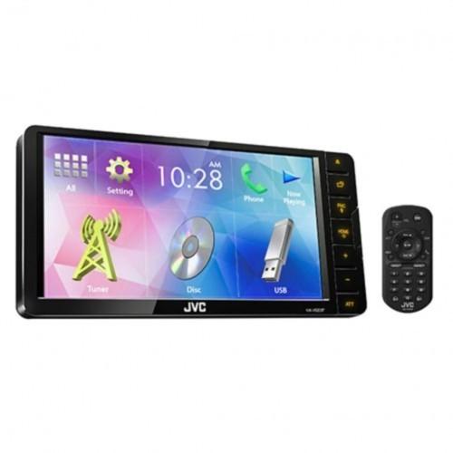 "JVC KW-V520BT 7"" Car DVD Multimedia Bluetooth Receiver"