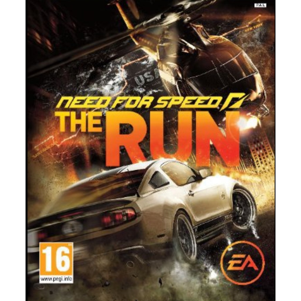 Pc Need For Speed The Run Digital Download Shopee Malaysia