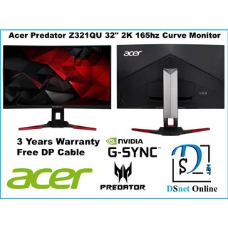 Acer Predator X35 Curve 200Hz G-Sync Ultimate HDR1000