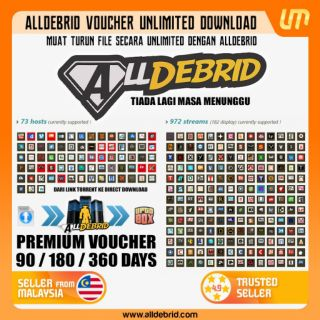 AllDebrid Premium Download,Torrent,Stream   Super Pack