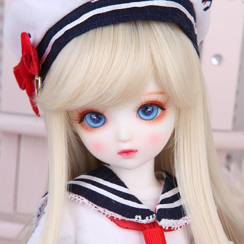 Joint Dolls BJD SD doll delf__shiwoodreaming naked doll