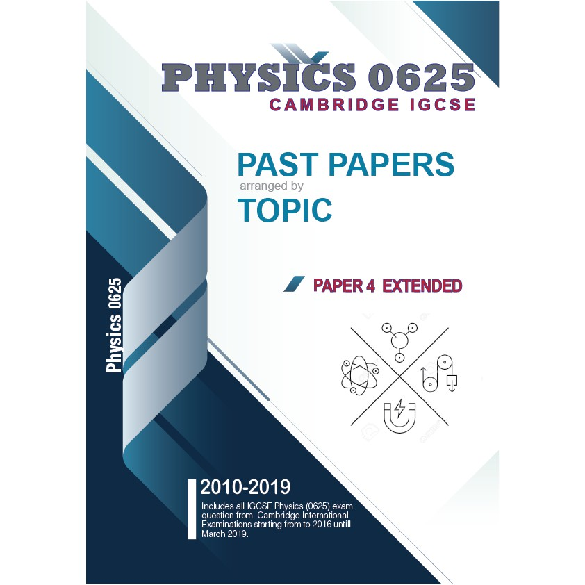 Physics-Maths Past Papers Books, Online Shop | Shopee Malaysia