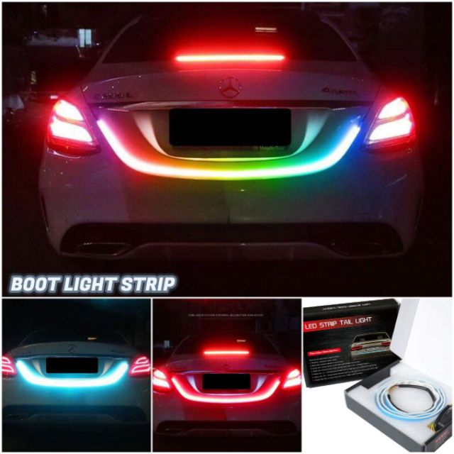 Op Led Car Rear Back Luggage Box Boot Light Lamp For Bmw 3 5 6 7