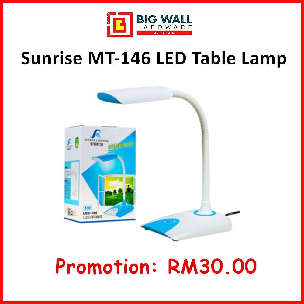 Sunrise 3W LED Table Lamp MT-146
