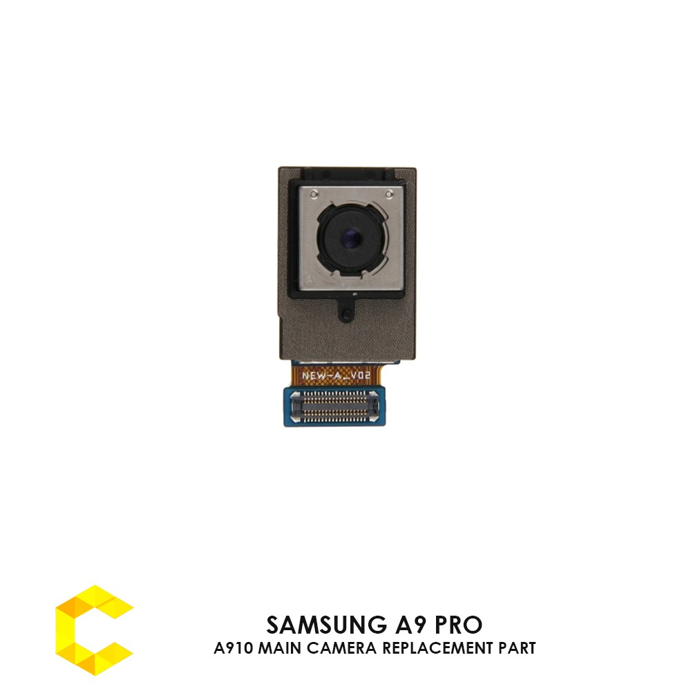 CellCare SAMSUNG A9 PRO A910F A910 MAIN CAMERA BACK CAMERA REPLACEMENT PART
