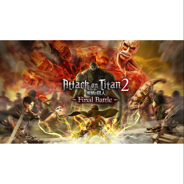 Attack On Titan 2: Final Battle (Offline PC Games) + FREE GIFT   Shopee Malaysia