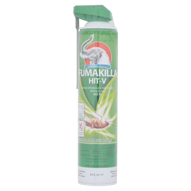 Fumakilla Hit-V Insecticide Aerosol 578ml
