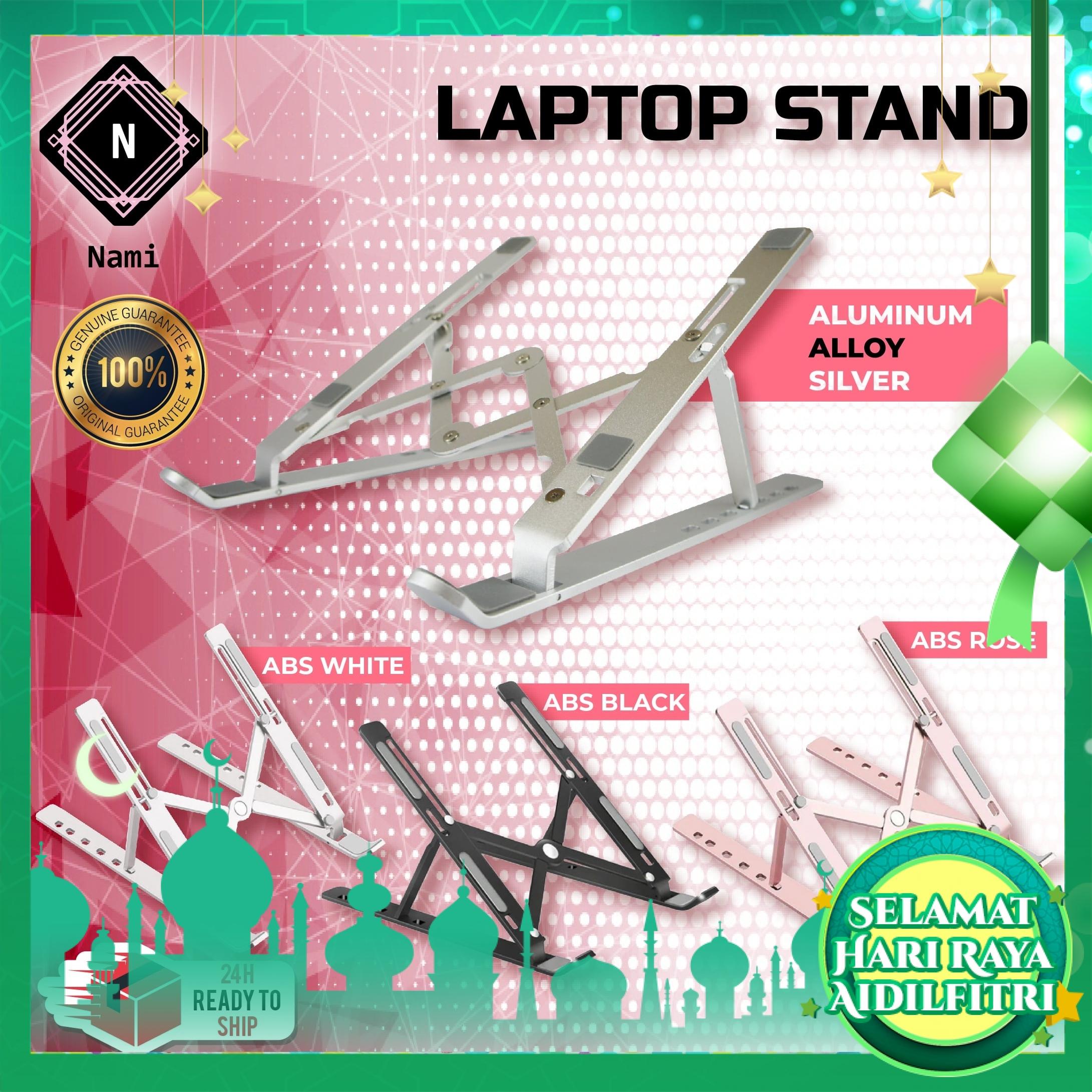 Laptop Stand Portable Platform Cooling Design Foldable Stand...