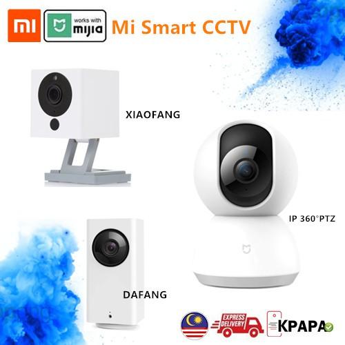 XIAOMI Xiaoyi XIAOFANG Da Xiao Fang 1s CCTV Smart Camera Night Vision  Version