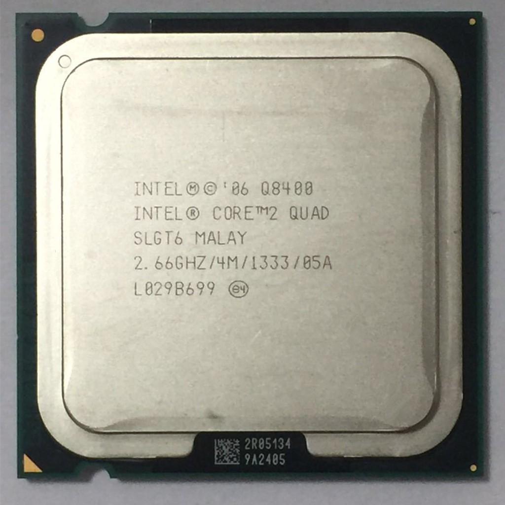 Core2 Quad Processors Q9300 Q9400 Q9550 Lga 775 Shopee Malaysia Procesor Core Q8200 Soket