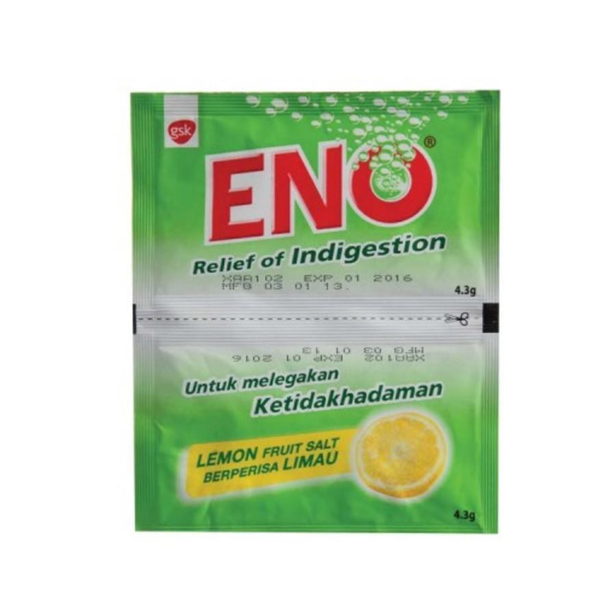 ENO Lemon Sachets 2 Packets