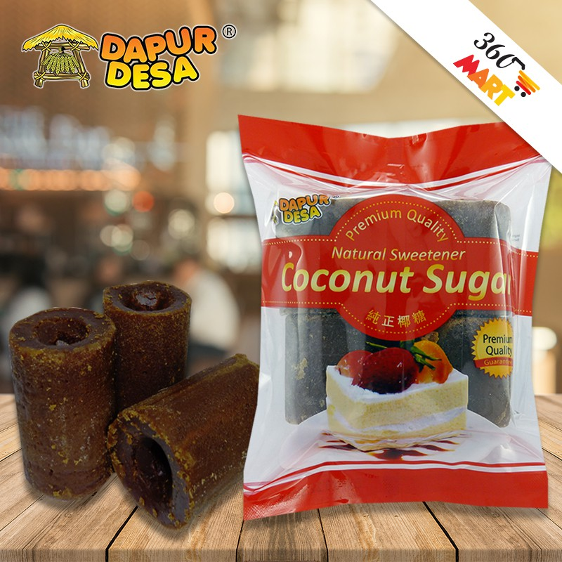 Dapur Desa High Grade Palm Sugar Coconut 500g Shopee Malaysia