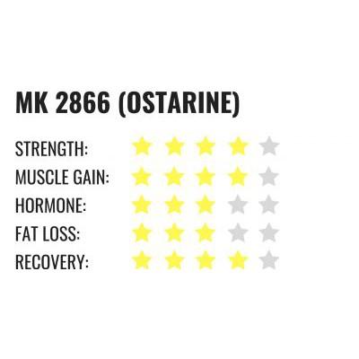 SARMS Androgen Pharma Ostarine (MK-2866) *Liquid*   Shopee