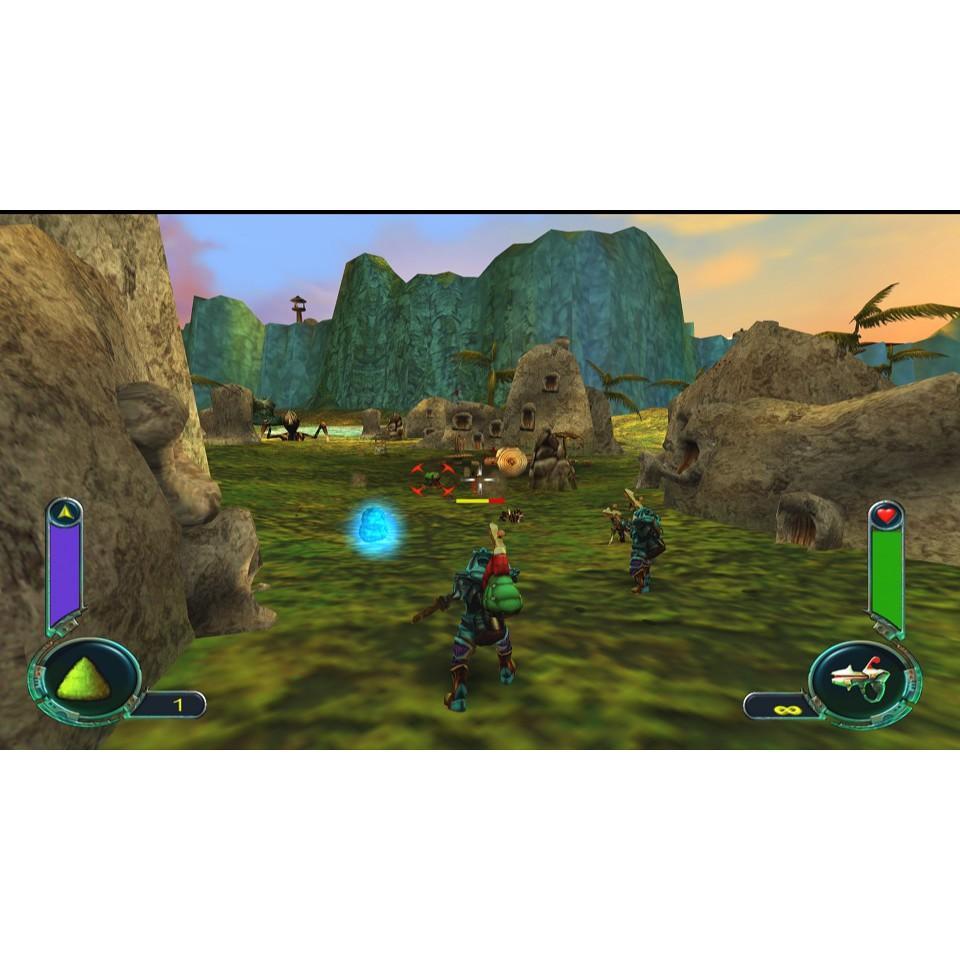 PS2 Game Giants Citizen Kabuto, Shooter Game, English version / PlayStation 2